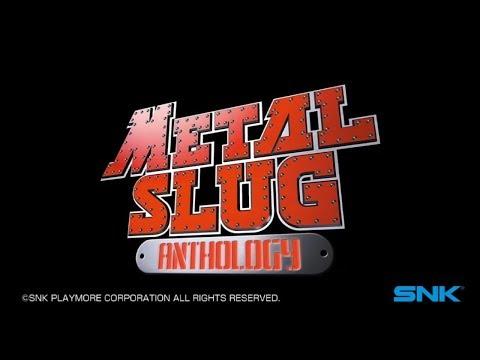 LongPlay Metal Slug Anthology for the Nintendo Wii(iNO COMMENTARY)