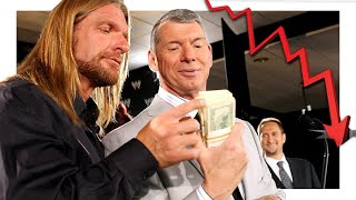 Why Vince McMahon Is SELLING All His WWE Stock