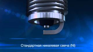 Свечи зажигания DENSO K16TT Aveo/Accent / Elantra / Getz от компании Avto-Max - видео