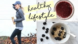 HOW TO START A HEALTHY LIFESTYLE | Creating Balance in 2017!