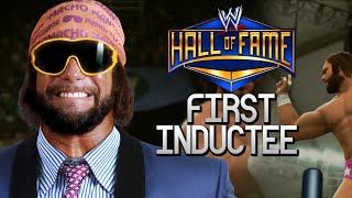 Macho Man in WWE Hall of Fame Class of 2015! (FINALLY)