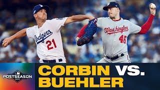 Walker Buehler vs. Patrick Corbin: Dodgers, Nationals studs duel it out in NLDS Game 1