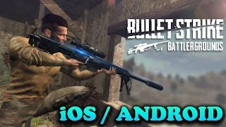 BULLET STRIKE: SNIPER BATTLEGROUNDS - iOS / ANDROID GAMEPLAY