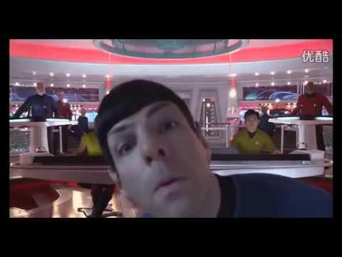 Star Trek: Into Darkness, i bloopers