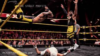 "WWE NXT | ""Bring The Swag"" by CFO$ Feat. J-Frost (The Street Profits 1st Theme Song)"