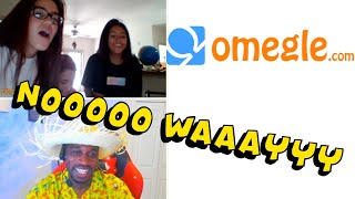AFRICAN GOES ON OMEGLE FOR THE FIRST TIME (VERY FUNNY)