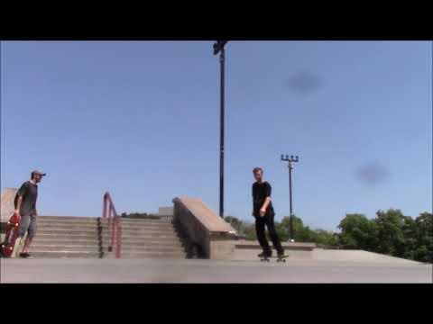 Till Death Do I Skate street edit Jimmy McMillan