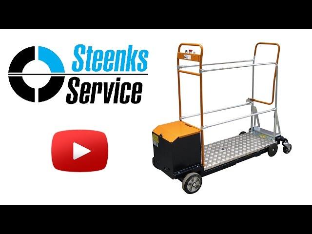 YouTube video   Blattpflückwagen Berg Hortimotive