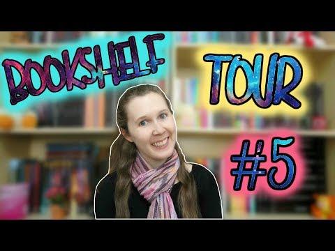 VEDA #13 | Bookshelf Tour (parte 5) | Leituras de Deni