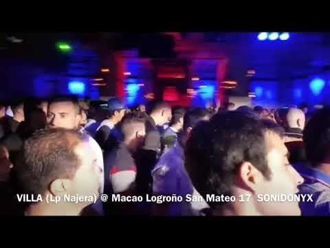 Villa ( lp ) Macao Logroño San Mateo 2017