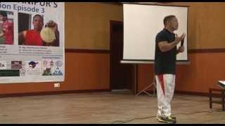 Dynamic Manipur's Inspiration Episode 3: Dr. Ngangbam Shantikumar Meetei, Mr. World 2013