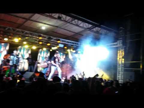 Junior Vianna em Assunção 11-08-2017
