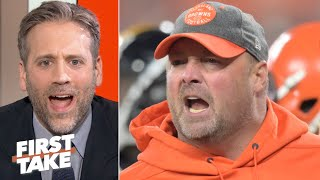 The Browns are an unintelligent, undisciplined, underachieving team - Max Kellerman | First Take