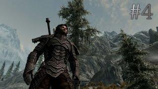 Моды на Skyrim #4 (Драконья резная броня)