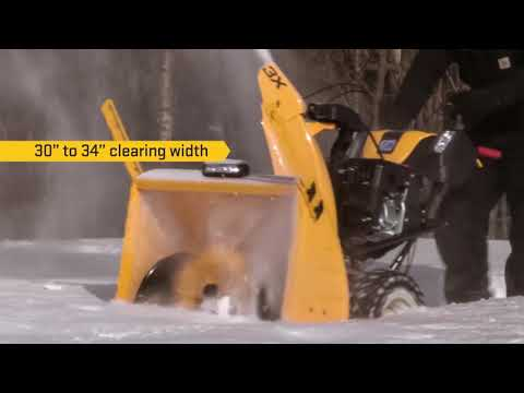 Cub Cadet 2X 24 in. in Greenland, Michigan - Video 1