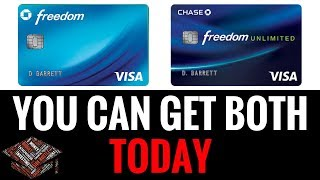 I Got Approved For 2 New Chase Credit Cards Today (How To)