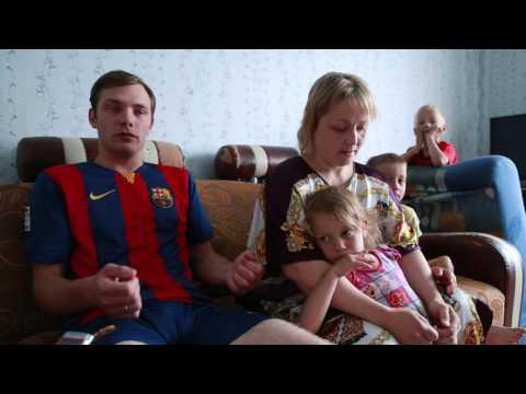 Многодетная мама из Красноярского края не побоялась развестись, и… нашла нового красавца-мужа