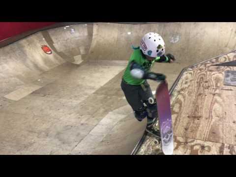 Josiah Jo Jo Jones @ Asylum Skatepark