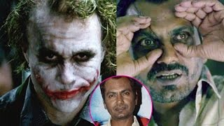 Nawazuddin Siddiqui On Being Compared To Heath Ledger 'Meri Aukat Nahi Hai Itni'review