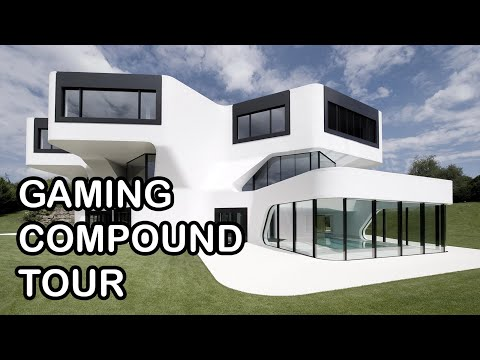 EPIC $50,000,000 GAMING COMPOUND