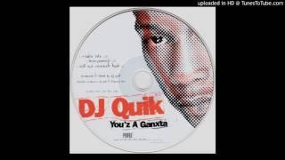 DJ Quik - You'z A Ganxta (Instrumental)