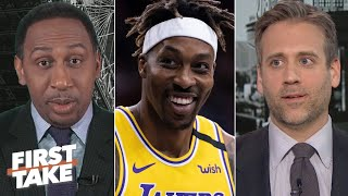 Is Dwight Howard a Hall of Famer? Stephen A. and Max debate | First Take