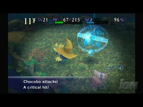 Видео № 1 из игры Final Fantasy Fables: Chocobo's Dungeon (Б/У) [Wii]