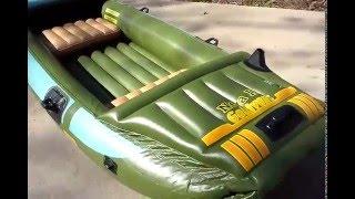 review of inflatable boat - Kênh video giải trí dành cho