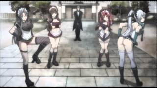 vidéo Hyakka Ryôran Samura Bride Trailer