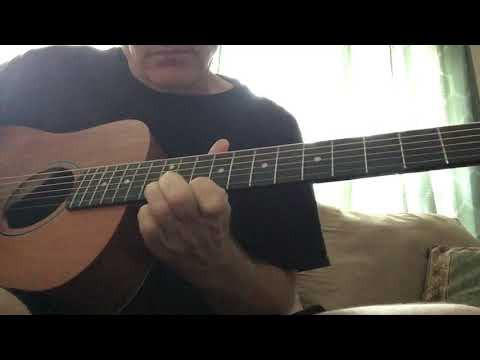 I Shall Be Released Dylan/The Band/Jerry Garcia Band Acoustic Guitar practice