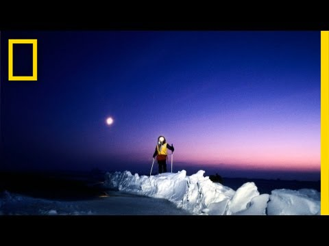 To the North Pole in Darkness | Nat Geo Live thumbnail