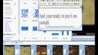 How To Publish On Windows Xp Movie Maker