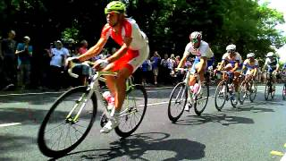 preview picture of video 'London 2012 - Olympic Cycling Road Race Men - Box Hill Loop 2012-07-28'