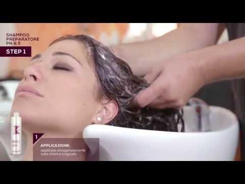 Analisi su vitamine per capelli
