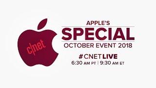 Apple's iPad Pro and Mac 2018 live event