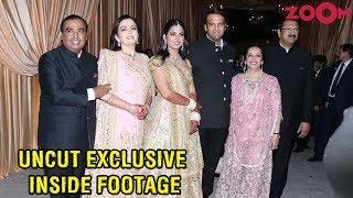 UNCUT Isha Ambani & Anand Piramal Grand Wedding Reception in Mumbai | EXCLUSIVE