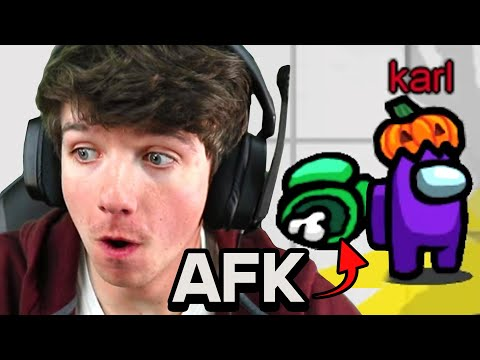 I Pretended To Be AFK!