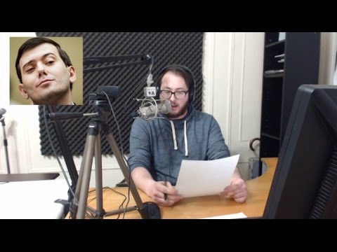Martin Shkreli Presents The Fuck You Everyone Else Hour, Featuring Danny YouTube preview