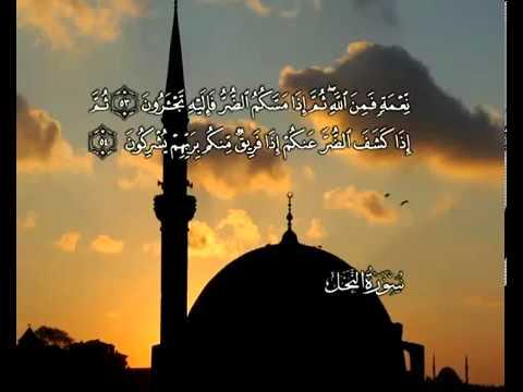 सुरा सूरतुन् नह्ल<br>(सूरतुन् नह्ल) - शेख़ / महमूद अल-बन्ना -