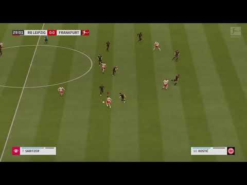 DFB Pokal RP Leipzig - Eintracht Frankfurt Vor Prognose vom 25.8.2019 FIFA 19 Gameplay