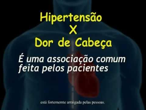 Hipertensão 3 graus maior risco MTR