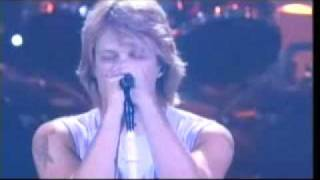 BON JOVI Celluloid Heroes London 2002