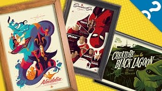 Inside The World Of Alternative Movie Posters With Tom Whalen