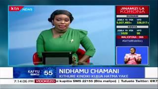 Nidhamu Chamani: Kithure Kindiki kujua hatma yake huku seneti ikiitisha kikao maalum ijumaa