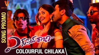 Colourful Chilaka - Song Promo - Express Raja
