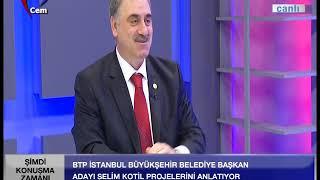 Ali Aksünger  Ile Şimdi Konuşma Zamanı // 24 Şubat 2019 // Selim Kotil