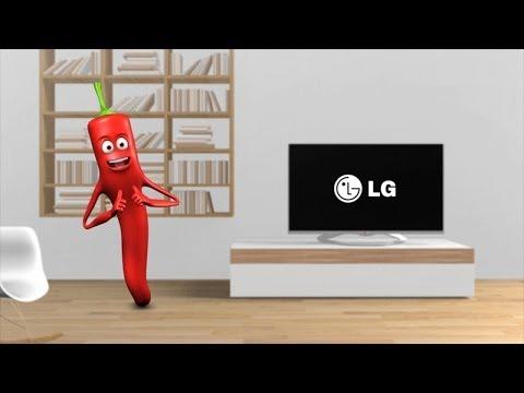 LG -- Videoanleitung Sendersuchlauf