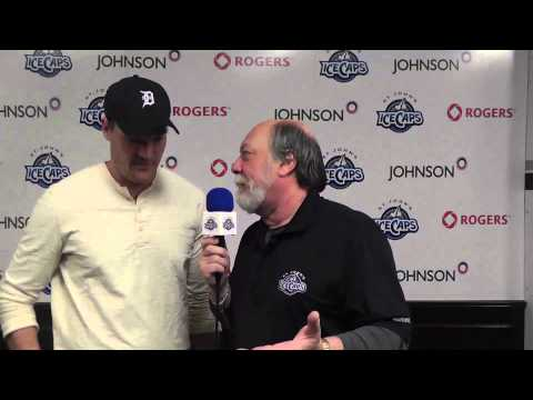 Jordan Hill - IceCaps 360 (June 19, 2014)