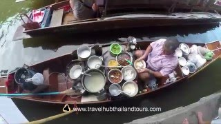 Floating Market Bangkok Tour Agency, Bangkok