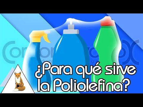 ¿Para qué sirve la Poliolefina?